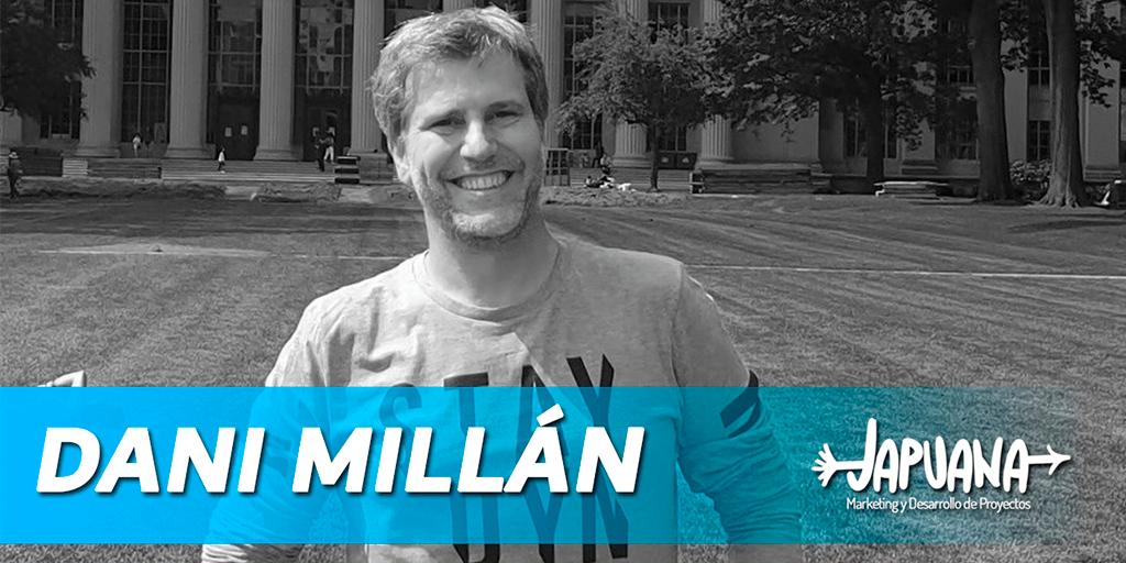 Entrevista Japuana: Dani Millán