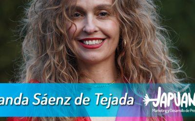 Entrevista Japuana: Yolanda Saenz de Tejada